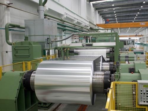 铝箔生产线